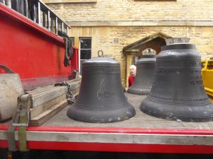 The bells are back