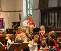 children and rector