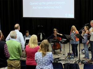 worship at Penair