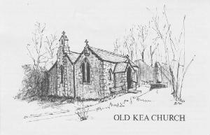 Old Kea Shetch