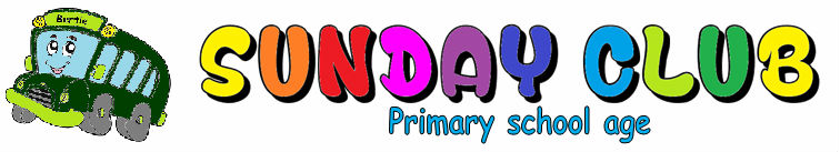 Sunday Club banner website