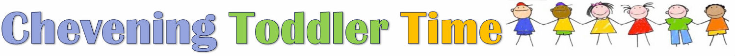 toodler time banner website