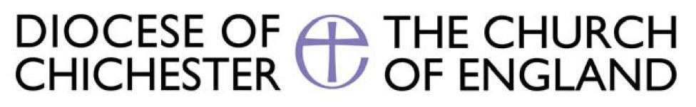 Diochi CofE Logo