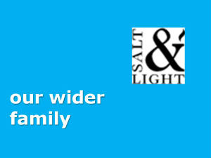our wider family
