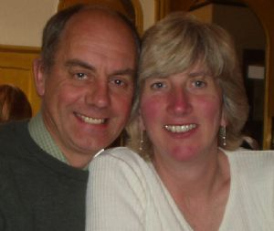 Nick and Helen Barratt