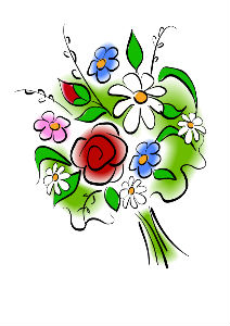 Image of bouquet of flowers