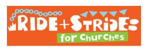 Ride  Stride logo