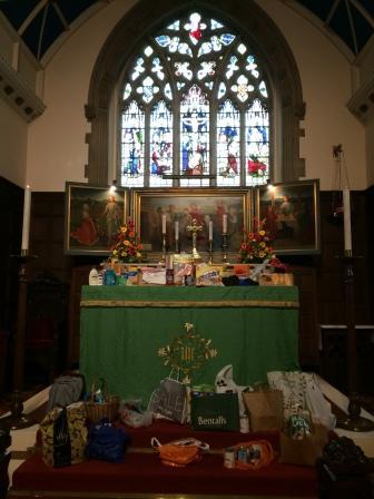 Harvest Altar