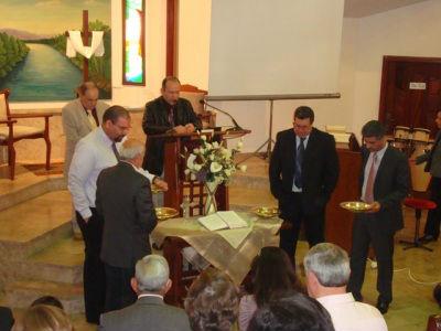 ABCI pastors praying