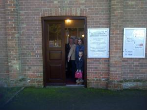 Wickambrook Methodist Church