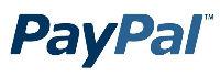 Blue PayPal logo