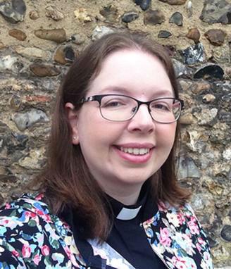 Revd Emily Davis - Associate Priest