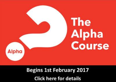 The Alpha Course date