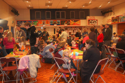 Messy church Jan13 1