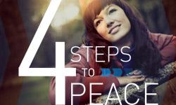 4 steps to peace