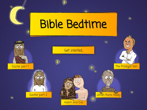 bible bedtime