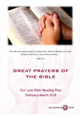 Great Prayers of the Bible Image