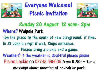 Picnic August 2017