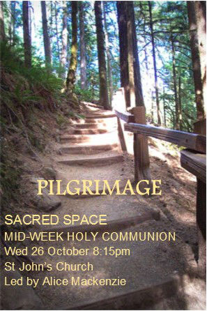 Sacred Space October
