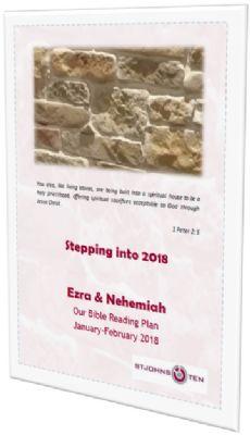 Bible Reading Plan image - Ezra and Nehemiah