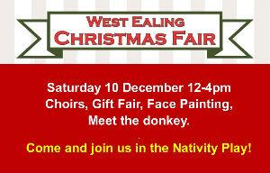 Homepage West Ealing Christmas Fair