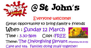 Messy Church March 2017