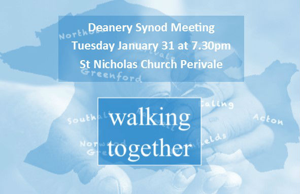 deanery synod meeting jan 2017