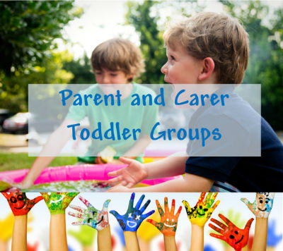 Parent and carer toddler group