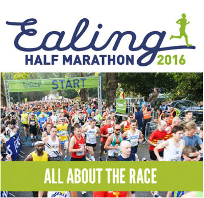 Ealing Half Marathon 1