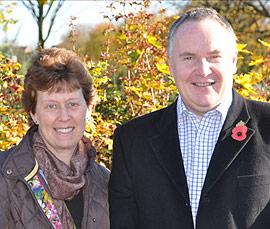 Gordon and Dani Macintyre