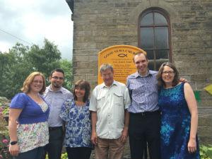 Church leadership team