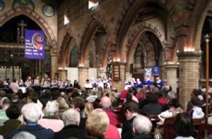 Photo of St Andrews Carol Service