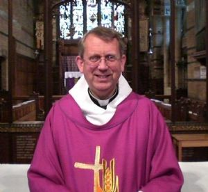 Our Vicar, Revd Robin Lodge