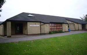 External view of St Andrews Church Hall