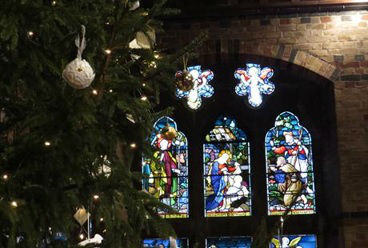 Christmas In St Andrews Church
