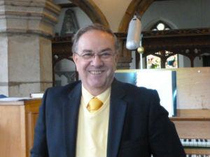 Mr K Deacon - Organist