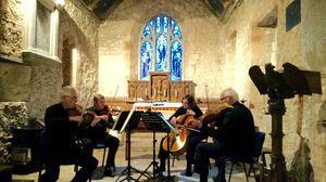 The ISCA Quartet