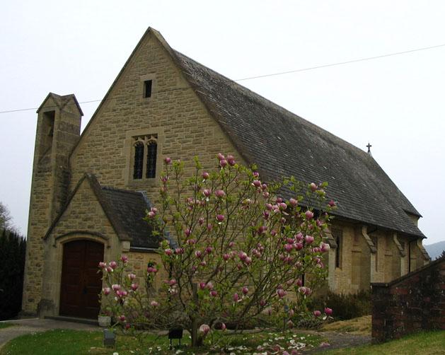 St Francis Church Woolbrook