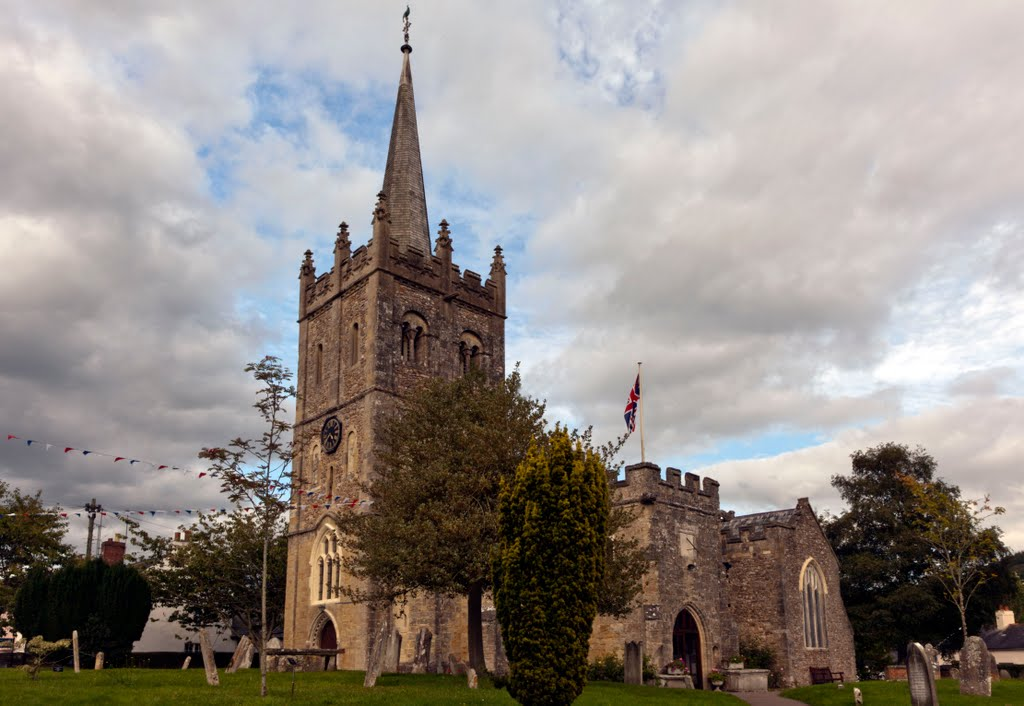 Sidbury Church