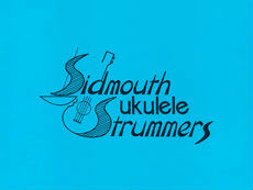Sidmouth Strummers Logo
