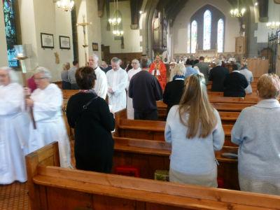 St Lukes Day 1