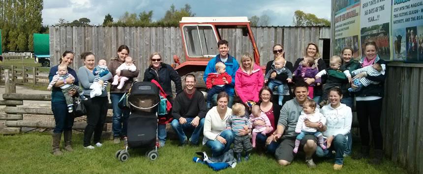 Fishers Farm April 2014
