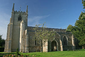 Elsworth Church building