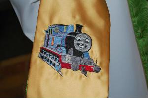 Thomas stole