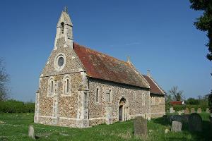 Toseland Church building