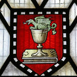 Graveley Dragon window