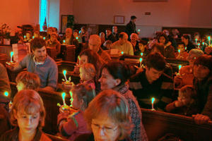 Papworth Christingle