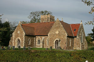 Papworth Church building