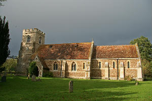Longstowe Church building