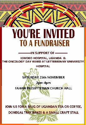 Fahan Presbyterian Sale for Kiwoko Hospital, Uganda